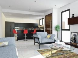 2 bedroom furnished apartment for sale at Adjiringanor