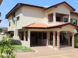4 bedroom furnished house for rent at Cantonments