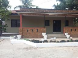 2 bedroom furnished house for rent at Tesano