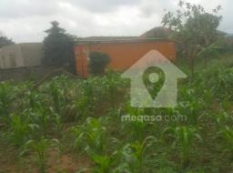 land for sale at Agbogba