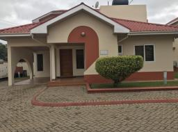 3 bedroom furnished townhouse for rent at East legon