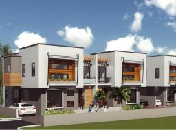 4 bedroom townhouse for sale at spintex