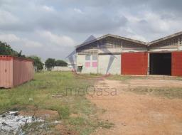 warehouse for sale at Spintex Road