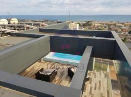1 bedroom apartment for rent at Labadi