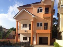 5 bedroom townhouse for rent at Cantonments