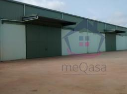 2 room commercial space for sale at Tema