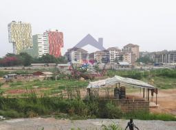 land for sale at North Dzorwulu