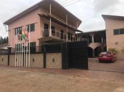 11 bedroom furnished guest house for rent at Spintex Road