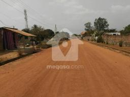 serviced land for sale at agbogba