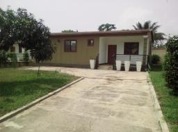 3 bedroom furnished house for rent at Tesano