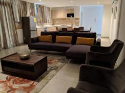 2 bedroom furnished apartment for rent at Airport Area