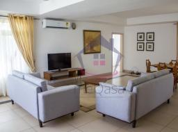 4 bedroom furnished house for rent at East Legon