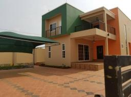 4 bedroom furnished townhouse for sale at Spintex Road