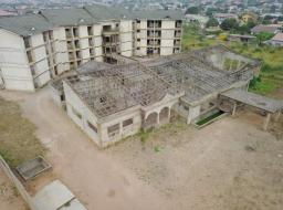 88 room commercial space for sale at West Legon