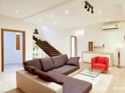 5 bedroom furnished house for sale at Adenta