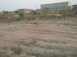 serviced land for sale at Nyanyano