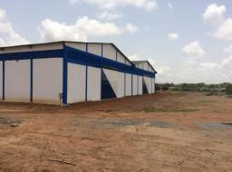 warehouse for rent at Spintex Road
