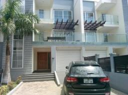 4 bedroom furnished townhouse for rent at Airport Road