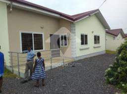 3 bedroom furnished house for sale at Prampram