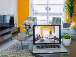 1 bedroom furnished apartment for rent at The Denya at Ringway