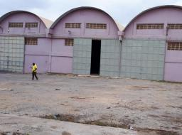 warehouse for rent at Spintex Road