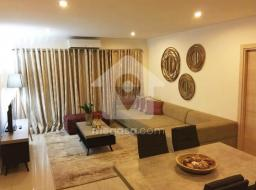 2 bedroom furnished apartment for rent at East Legon