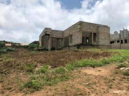 4 bedroom house for sale at Mampong Akuapim