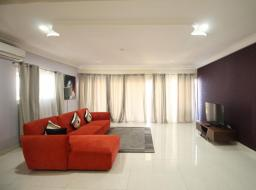 3 bedroom furnished apartment for rent at Dzorwulu