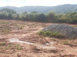land for sale at Oyarifa