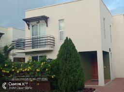 4 bedroom furnished house for rent at Labadi