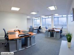 furnished office for rent at  Roman Ridge