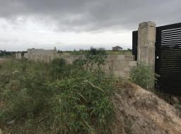 land for sale at East Legon