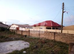 serviced land for sale at Opeikuma Road