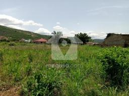 serviced land for sale at Oyarifa Rd