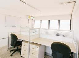 furnished office for rent at Osu