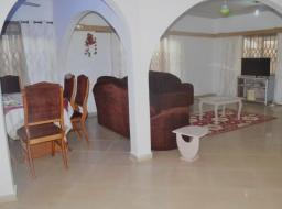 3 bedroom furnished apartment for rent at Spintex Road