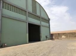 warehouse for rent at Tema