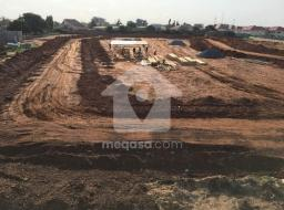 serviced land for sale at Lashibi