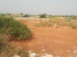 serviced land for sale at EAST LEGON HILLS SANTEO