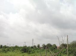 land for sale at Apowa