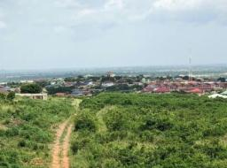 land for sale at Oyibi