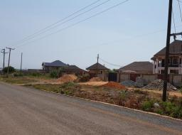 serviced land for sale at Community 25 Devtraco Tema,  Title Land Sales promo
