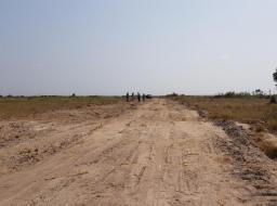 serviced land for sale at Tsopoli -