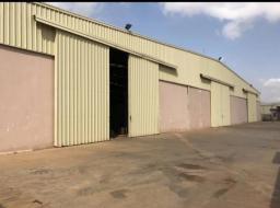 warehouse for rent at Spintex road around palace mall