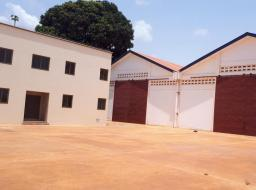warehouse for rent at Spintex road papaye area. 3200 square me