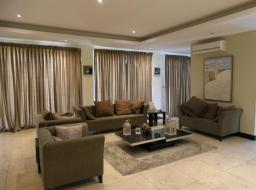 3 bedroom furnished apartment for rent at Airport Residential Area
