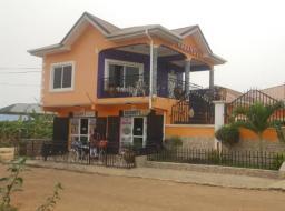 5 bedroom furnished house for sale at Kasoa Tuba area