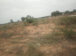 serviced land for sale at New Ashongman village