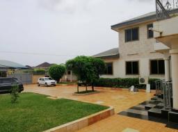 7 bedroom furnished house for sale at East Legon Adjiriganor