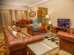 3 bedroom furnished apartment for sale at Spintex